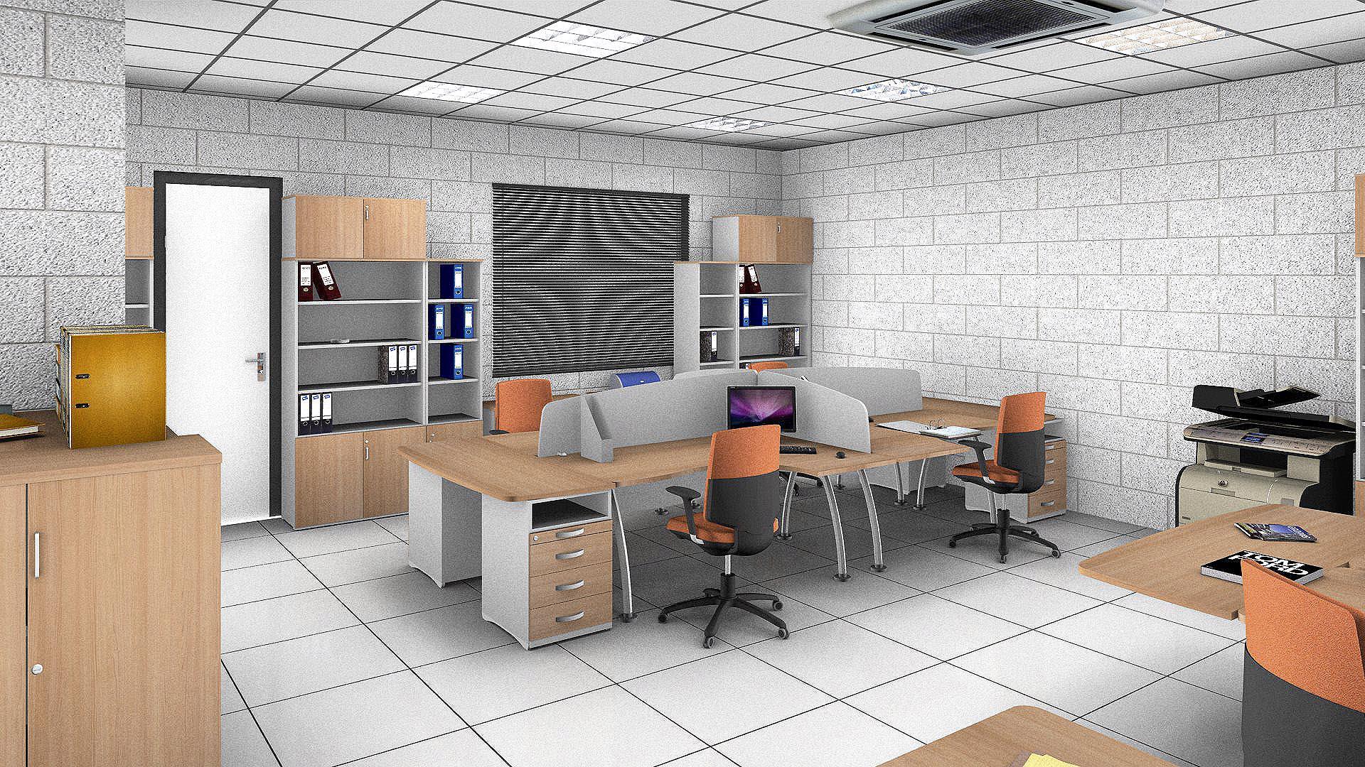 Actiu participa en una experiencia pionera para adaptar su for Oferta muebles oficina