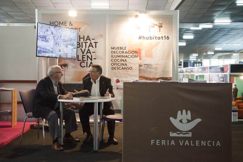 H bitat presenta en yecla su cita de 2016 feria habitat for Feria del mueble valencia