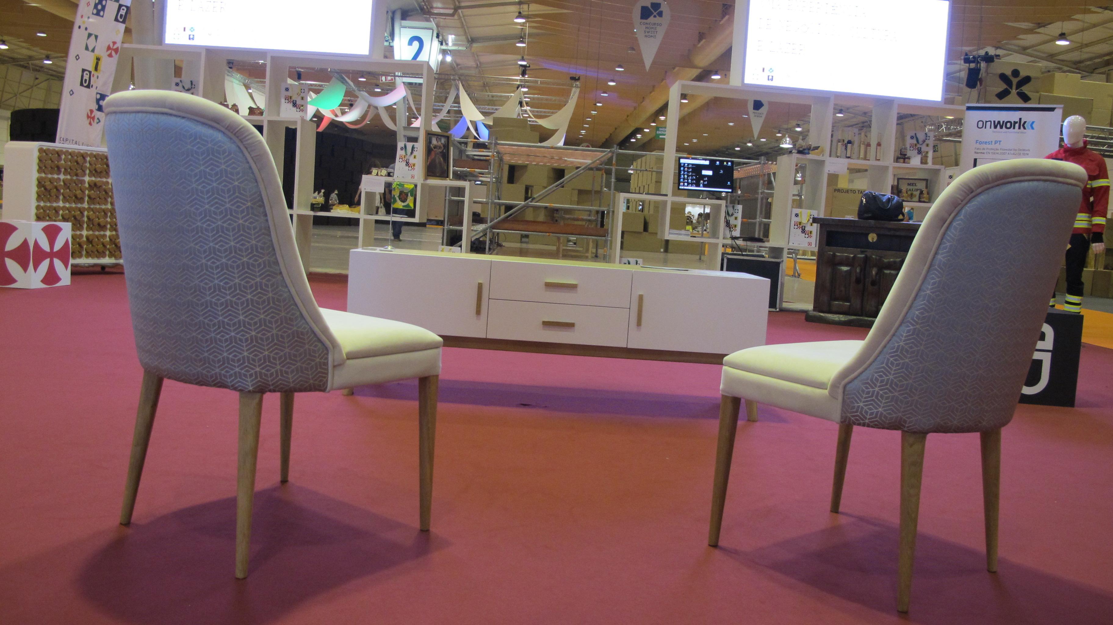 H bitat acoge la presentaci n de la ciudad portuguesa de - Fabricas de muebles en pacos de ferreira portugal ...