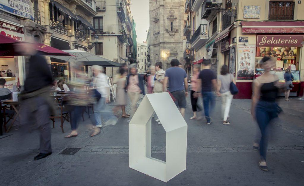 El interiorismo valenciano sale a la calle