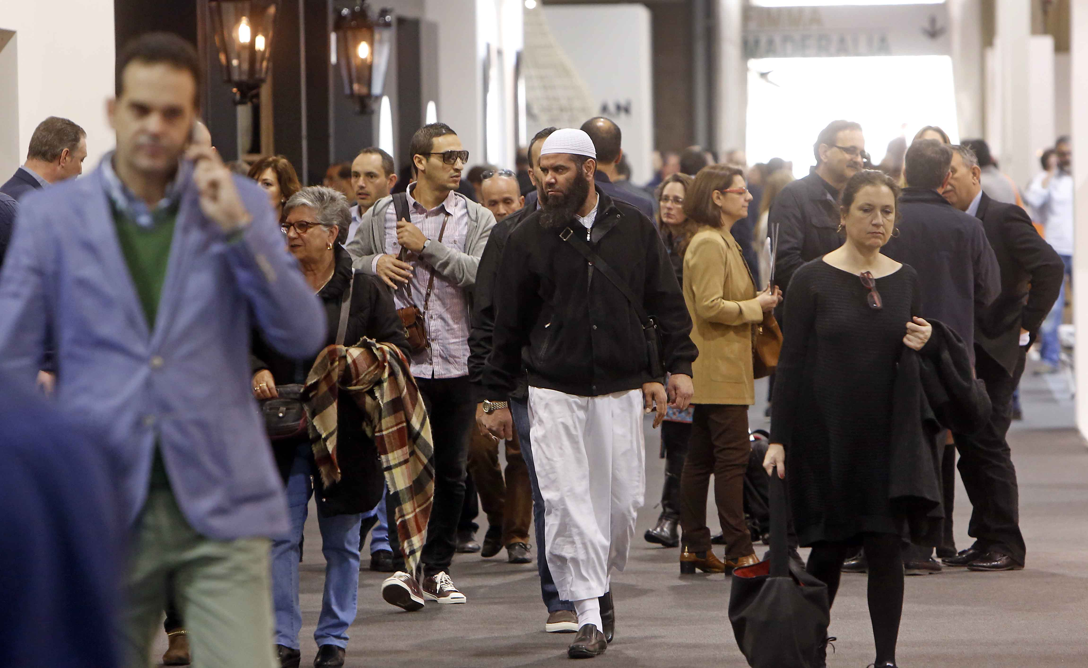 Buyers from 45 countries set to gather this september at Feria Valencia