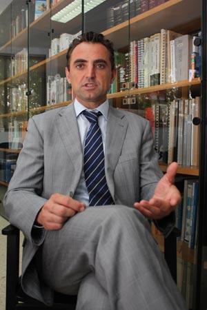 (Español) El empresario Javier García, de la firma Micuna, nuevo presidente de la patronal autonómica FEVAMA