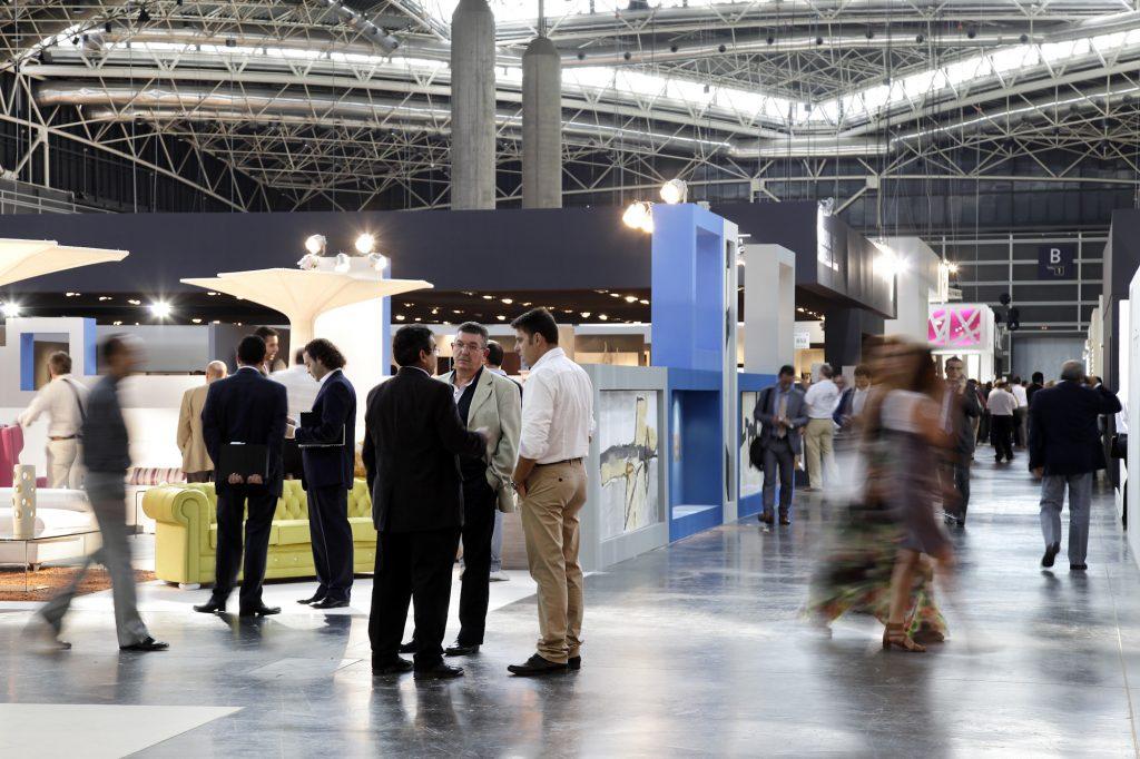 Hábitat 2017 ocupa ya el 60% del espacio expositivo previsto