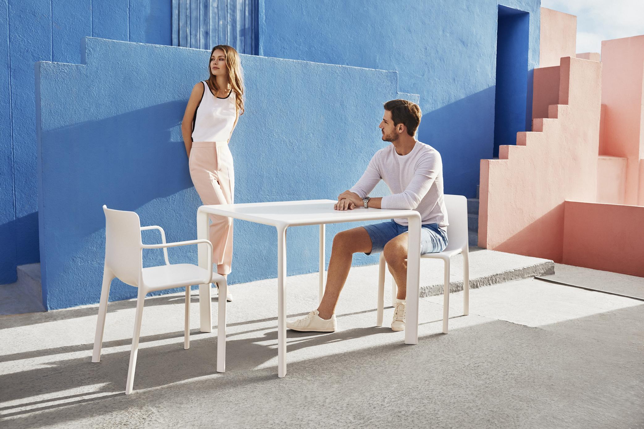 KES chair | by Gabriele & Oscar Buratti en Hábitat 2017