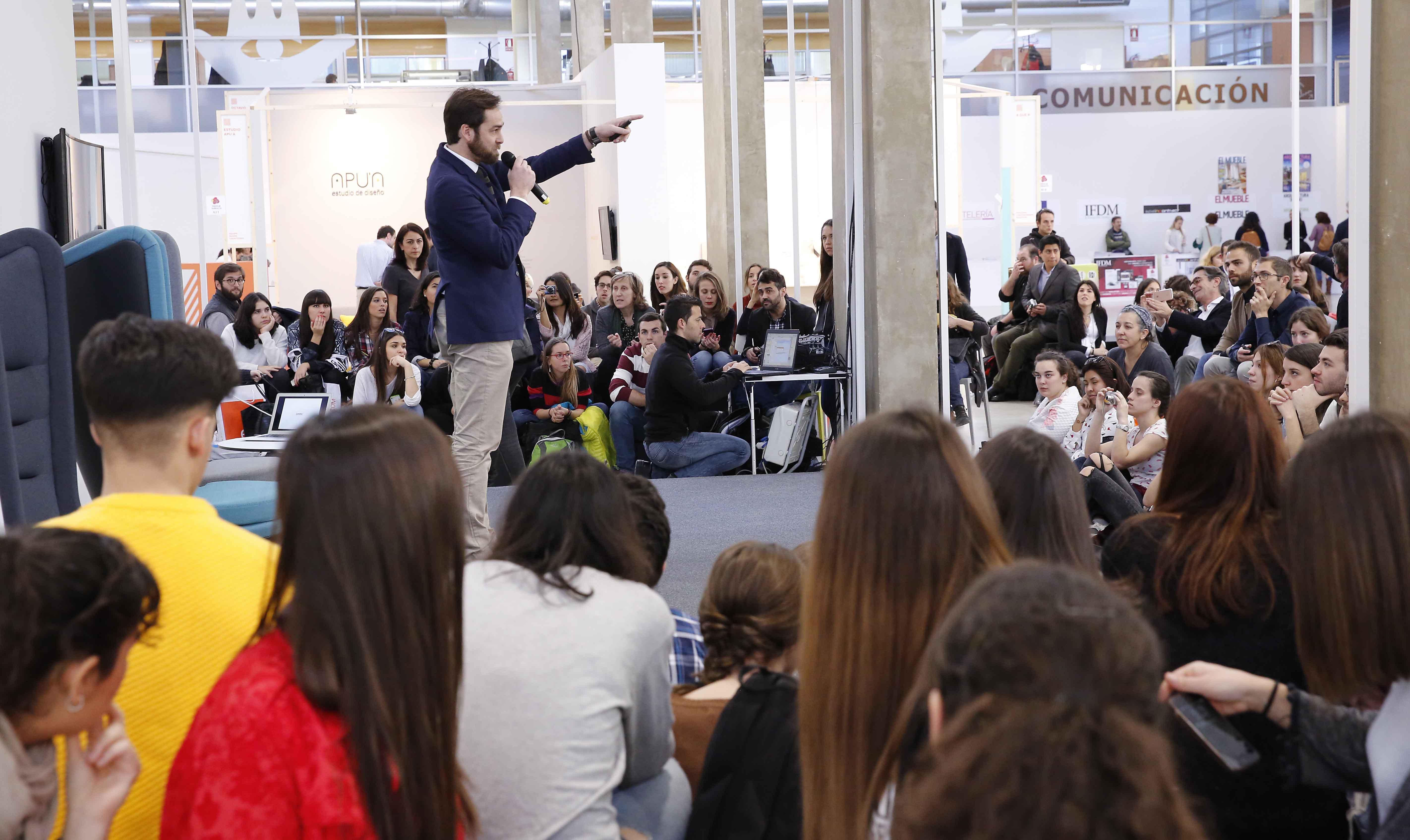 Hábitat acogerá el quinto Encuentro Nacional de Asociaciones de Diseño