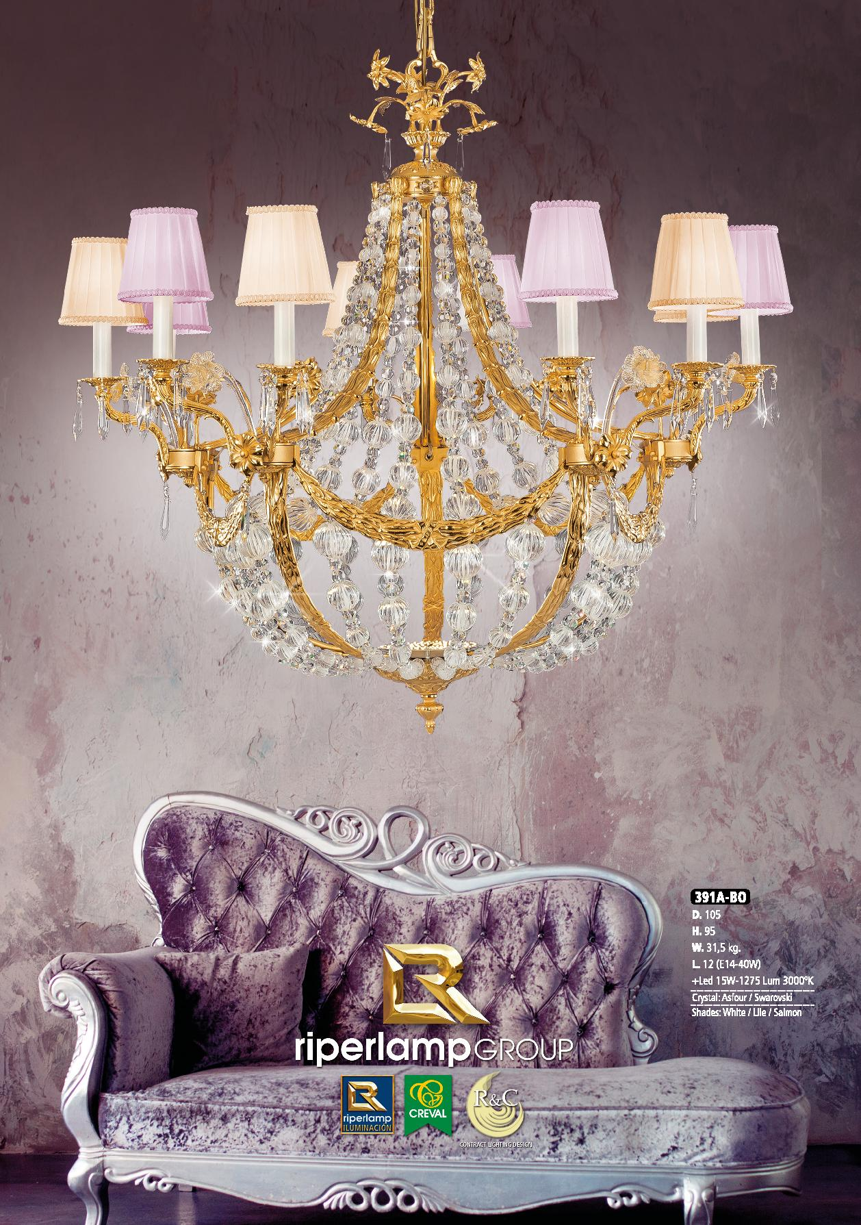 Riperlamp will show five new collections