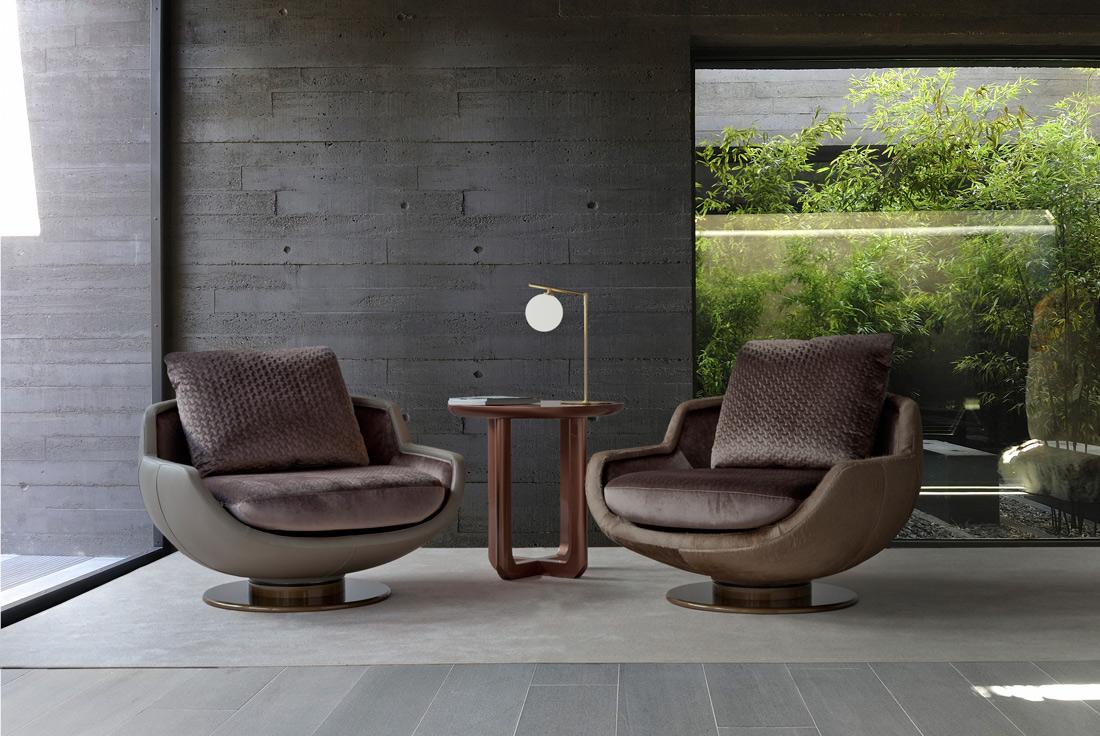 Tecni nova propone una nueva manera de entender el mobiliario de lujo