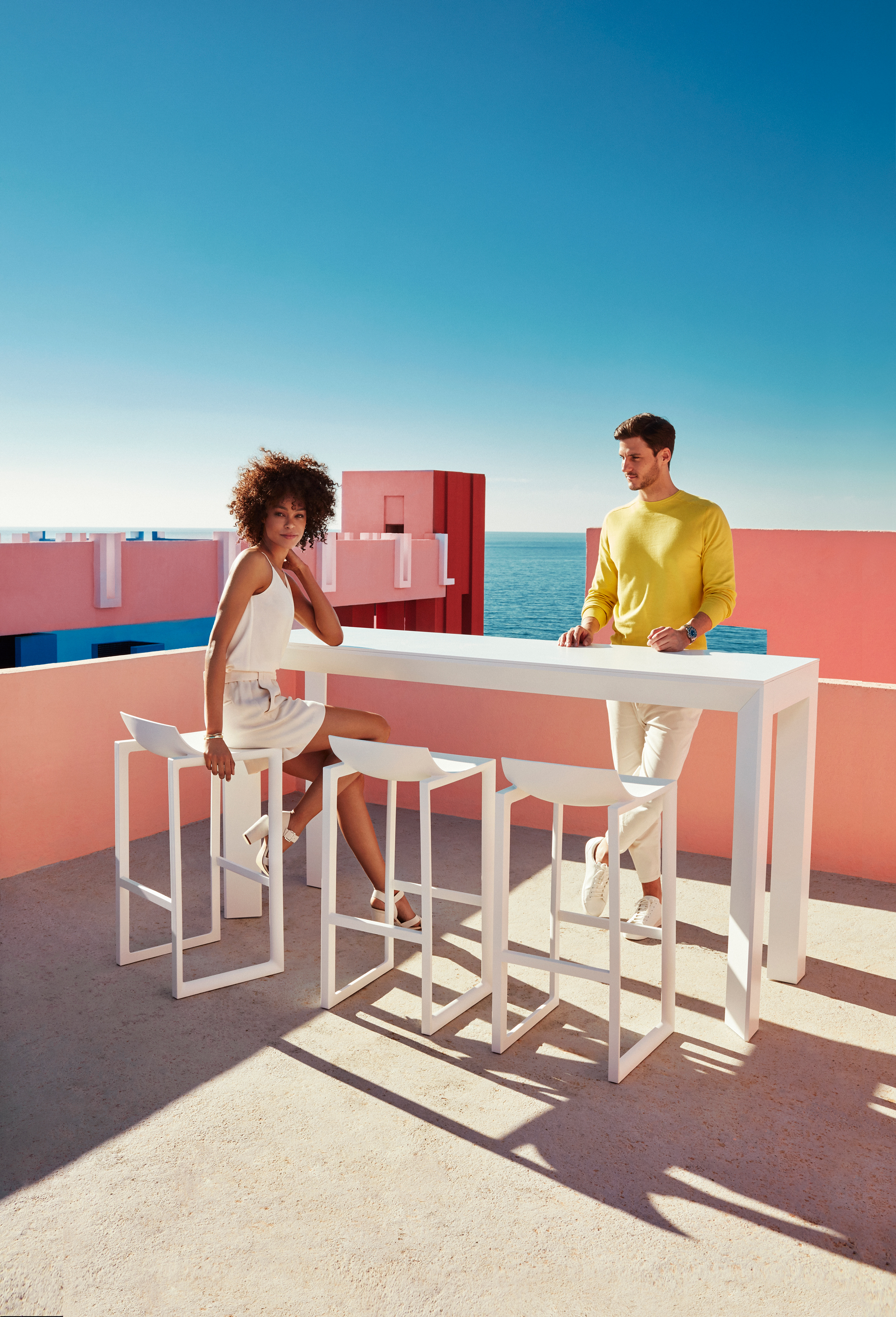 Vondom vanguard in out furniture made with passion for Catalogue habitat 2017