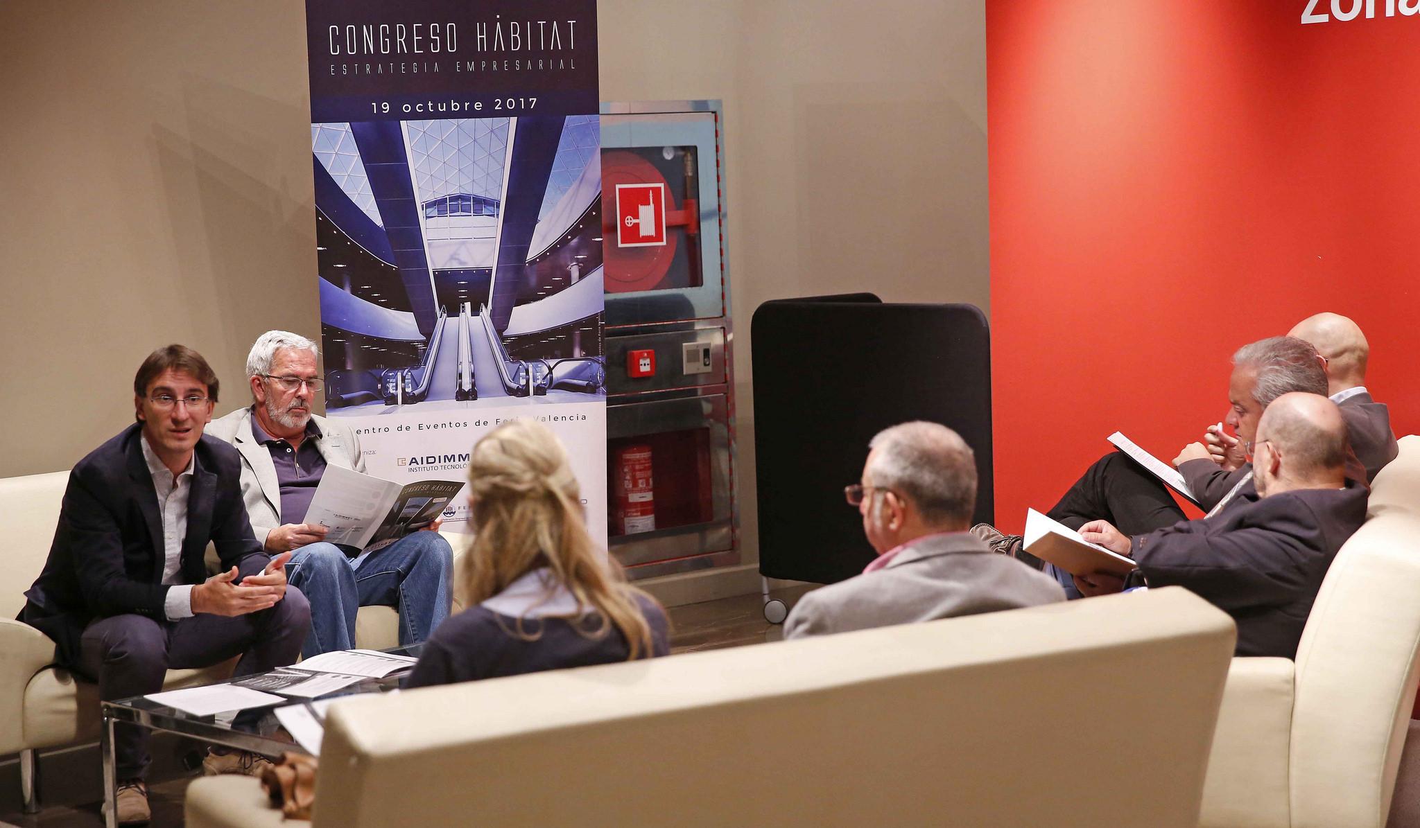 Feria Valencia acogerá el 19 de octubre el I Congreso Hábitat 2017