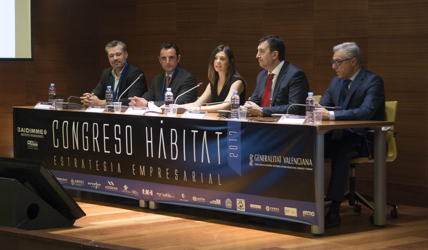 Empresas y especialistas coinciden en la necesidad de crear alianzas intersectoriales la industria del hábitat
