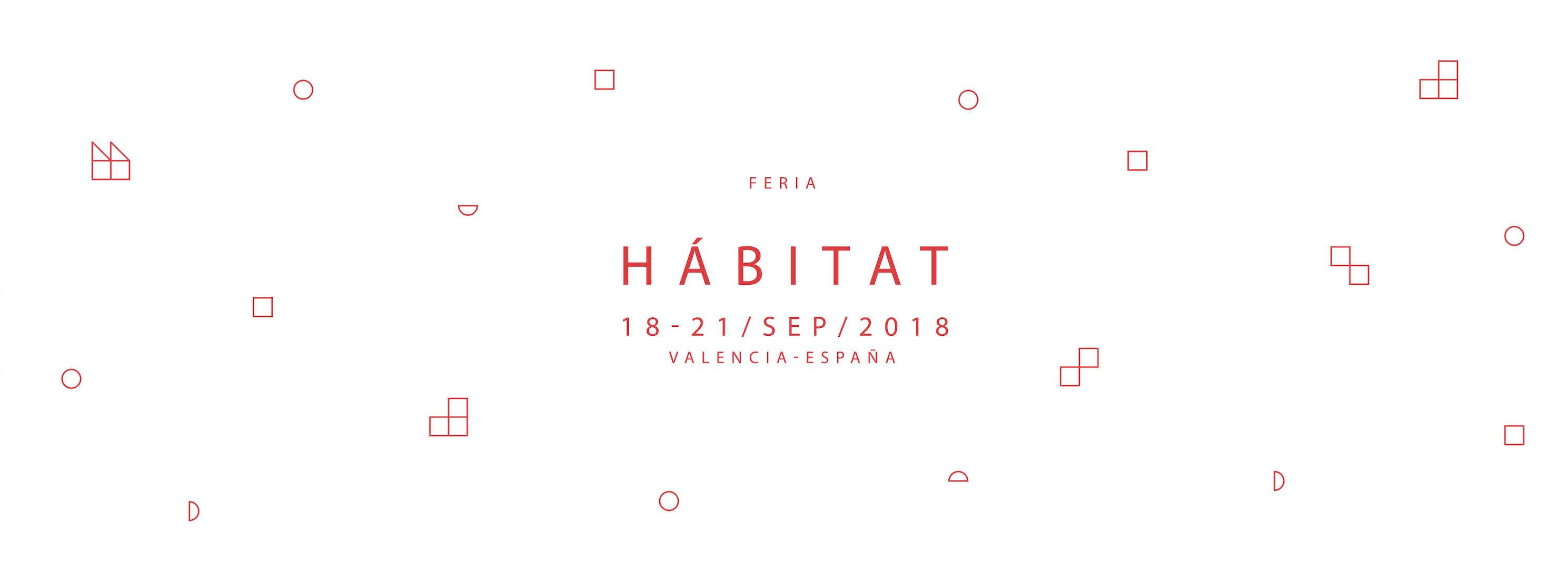 Resultado de imagen de feria habitat de valencia 2018