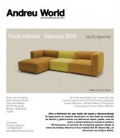 ANDREU WORLD Press Tour