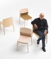 Isa, a new design proposal from Vicent Martínez for Capdell